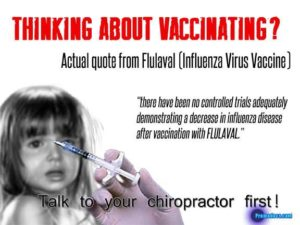 Flu Vaccination Provides No Protection From Flu