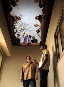 Smoking Room Ceiling