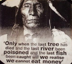 Cree Prophecy