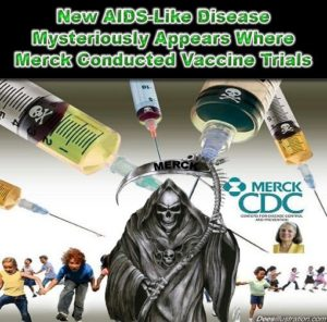 New AIDS Like Virus From Where Merck Trialled Vaccine