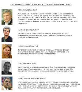 GMO Researchers