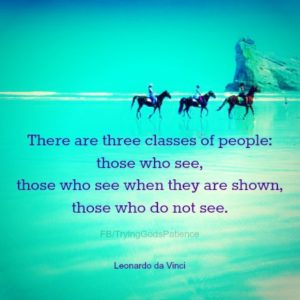 Three Classes Of People