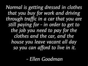 Normal Is