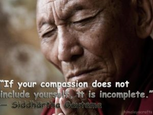 Compassion - Include Yourself