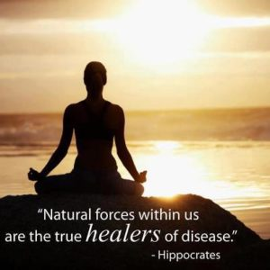 Natural Forces Within Us The True Healers of Disease
