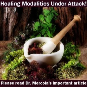 Healing Modalities Under Attack