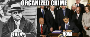 Organised Crime Then And Now