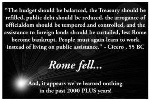 Rome Fell