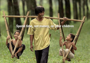 Spend Time, Not Money, On Your Children