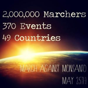 March Against Monsanto - It's On!