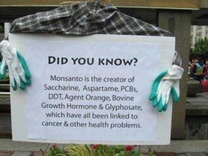 Monsanto - Mandated Immunity
