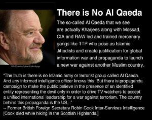 There Is No Al Quaeda