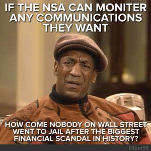 If The NSA Can Monitor All Communications...