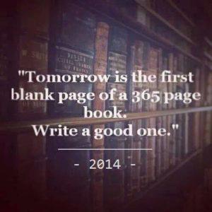Write A Good Book This Year