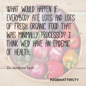 An Epidemic Of Health
