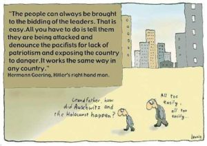 How Atrocities Occur