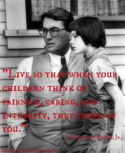 Live So That When Your Children Think