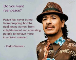 Do You Want Real Peace?