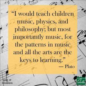 I Would Teach Kids Music
