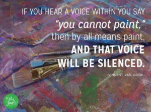 You Cannot Paint