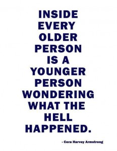 Inside Every Old Person
