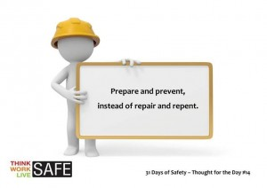 Prepare And Prevent