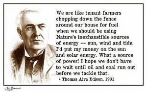 We Are Like Tenant Farmers