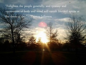 Enlighten The People