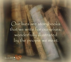 Our Lives Are Story Books