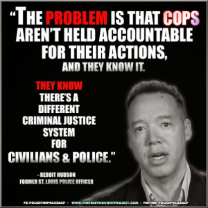 The Problem Is A Two Tier Justice System
