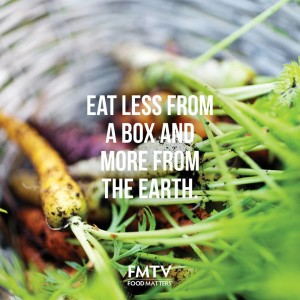 Eat Less From A Box