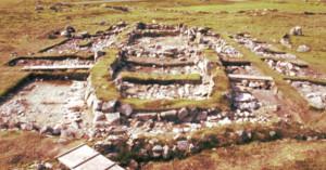 Viking Ruin In Oz