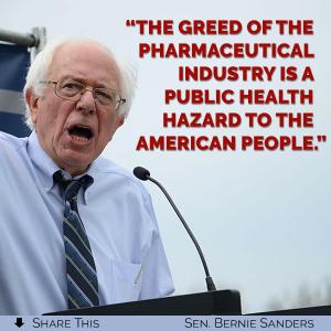 Big Pharma Greed