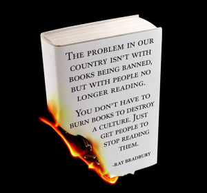 No Need To Burn Books