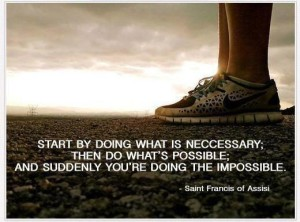 Start By Doing...