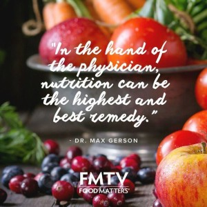 Nutrition The Best Remedy