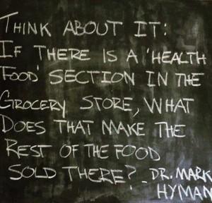 Health Food or Food Like Substances?