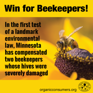 Win For Beekeepers