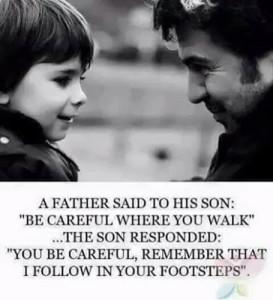 Be Careful Where You Walk