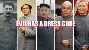 Evil Has A Dress Code