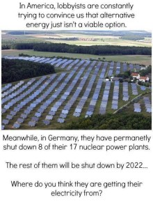 Nuclear To Solar