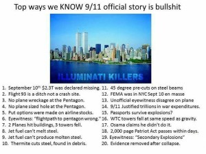 Top Ways We Know The Official 911 Story Is Wrong