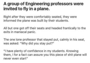 Engineering Professors