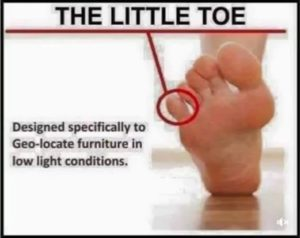 The Little Toe