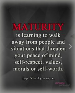 Maturity Level 1