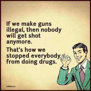 Make Guns Illegal