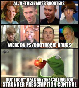Psychotropic Insanity