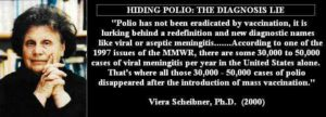 The Polio Redefinition Lie