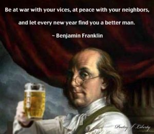 Be At War With Your Vices and At Peace With Your Neighbours