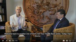 Don Chisholm And Dr Carlos